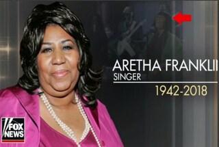 Fox News confonde Aretha Franklin con Patti LaBelle, grande rivale della regina del soul