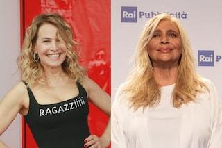 """""""Selvaggia Lucarelli e la madre della Ferragni a Domenica In"""", il piano di Mara Venier contro Barbara D'Urso"""