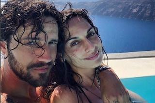 Fabio Esposito e Marcella Esposito a Temptation Island Vip 2018, lui litiga con Stefano Gabbana