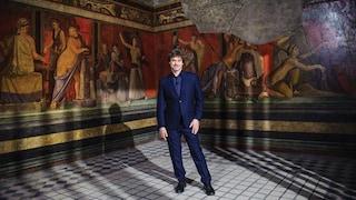 """Alberto Angela presenta 'Stanotte a Pompei': """"L'atmosfera e la verità di Napoli sono introvabili"""""""
