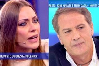 """Lorenzo Crespi sbraita contro Karina Cascella: """"Essere inutile, io parlo solo con gli artisti"""""""