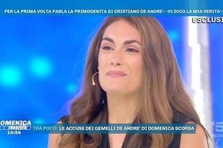 """Fabrizia De André sul padre Cristiano: """"Non si fa sentire da mesi, mi ha chiesto di abortire"""""""