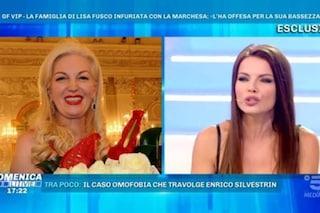 """La sorella di Lisa Fusco: """"Daniela Del Secco d'Aragona non è marchesa, vendeva creme per calli in tv"""""""