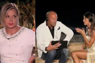 Temptation Island Vip: falò per Stefano Bettarini e Nicoletta Larini, coi consigli di Simona Ventura