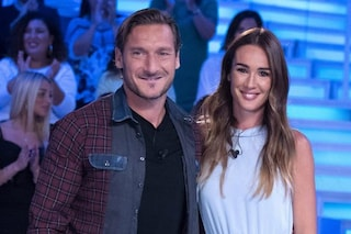 """Francesco Totti: """"Da Ilary Blasi voglio 5 figli. A Cristian non è tutto dovuto per il suo cognome"""""""