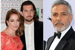 """Claudia Gerini: """"Sono uscita con George Clooney. Andrea Preti? Mi spiace se l'ho fatto piangere"""""""