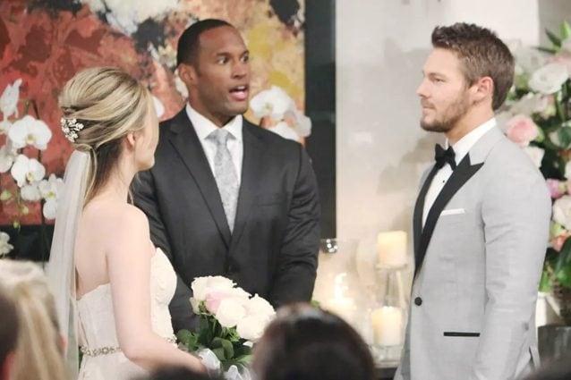 Matrimonio In Fotografia : Beautiful anticipazioni americane: liam sposa hope taylor e brooke
