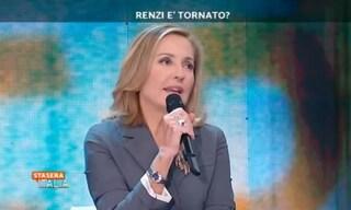 """Barbara Palombelli è l'anti-Lilli Gruber? I numeri della prima settimana di """"Stasera Italia"""""""
