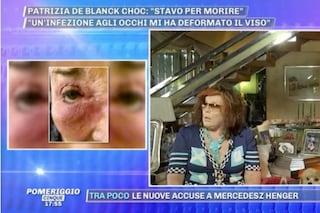 """Patrizia De Blanck: """"Ho rischiato di morire piangendo troppo per la morte del mio cane"""""""