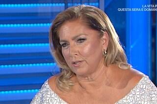 """Romina Power a Domenica In: """"Tutti mi cercano ma io non voglio nessuno"""""""