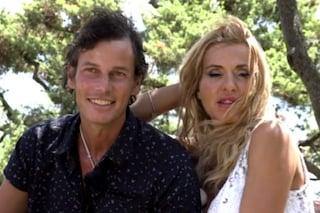 Temptation Island Vip, Valeria Marini flirta con Ivan Gonzalez: il video che anticipa quanto accadrà