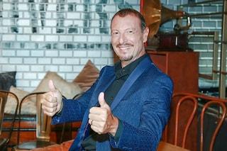 """Fiorello: """"Amadeus merita di condurre Sanremo dopo Baglioni"""""""