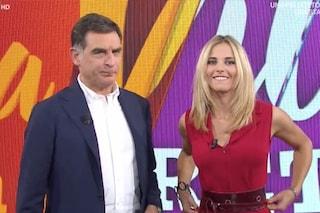 """Francesca Fialdini e Tiberio Timperi sulla lite: """"A qualcuno dà fastidio che il programma va bene"""""""