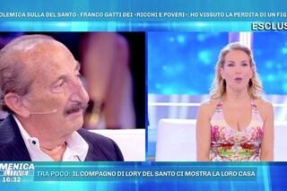 """Franco dei Ricchi e Poveri ricorda suo figlio Alessio: """"Così comunico con lui"""""""