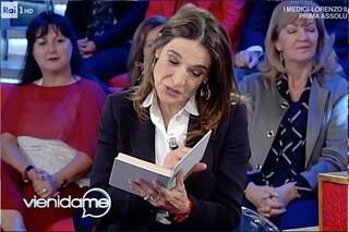 """Lina Sastri: """"Mia madre è morta di alzheimer, mi ha lasciato tutto quello che ho di prezioso"""""""