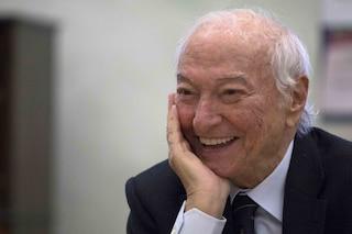 """Piero Angela a quasi 90 anni: """"La morte? Va accettato che, ad un certo punto, il biglietto sia scaduto"""""""