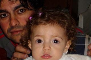 "Luca Guadagnini, il papà di Aurora morta a 20 mesi: ""Bisogna sempre sorridere per i nostri bambini"""