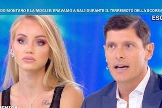 """Aldo Montano e Olga Plachina raccontano il dramma del terremoto: """"È stato un inferno"""""""