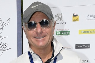"""Paolo Bonolis ha fondato la squadra di calcio Azzurri 2010: """"Non passerò tutta la vita in tv"""""""