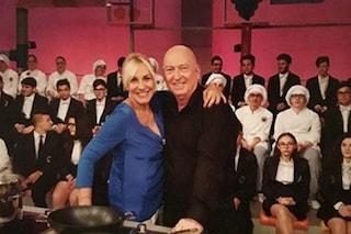 """""""Con Antonella Clerici eravamo una famiglia"""", le parole di Peppe Bosin, ex autore de La Prova del Cuoco"""