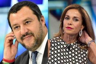 """Matteo Salvini """"perdona"""" Cristina Parodi e frena le polemiche nella Lega: 'Pensiamo a lavorare'"""
