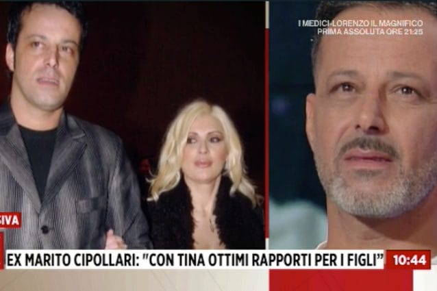 Chicco Nalli Riguarda Le Foto Con Tina Cipollari E Si Commuove Fa