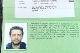 """Vinicio Marchioni si iscrive all'Università: """"Io so di non sapere"""""""