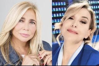 """Mara Venier conferma le tensioni con Barbara d'Urso: """"Non dirò il perché"""""""