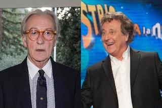 """Vittorio Feltri contro 'Striscia la Notizia', Enzo Iacchetti: """"Non ha senso dell'umorismo"""""""