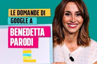 """Benedetta Parodi: """"Domenica In partita male e finita peggio, vorrei tornare ai miei Menù"""""""
