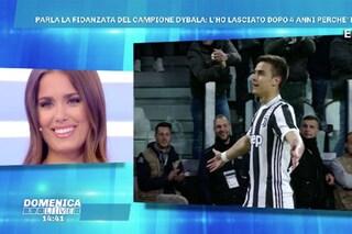 """Antonella Cavalieri, la ex di Paulo Dybala: """"Da quando è andato alla Juventus, è cambiato"""""""