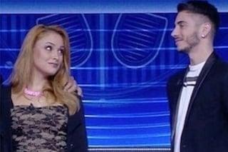 """Valeria Filippetti sull'amore a Caduta Libera: """"Nicolò Scalfi sembra freddo, invece è molto dolce"""""""