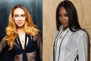 """Yvonne Sciò aggredita da Naomi Campbell: """"Me le ha solo date, mai stata capace di fare risse"""""""