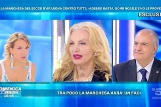 """Daniela Del Secco D'Aragona è Marchesa """"per identificazione personale. Ho pagato 60mila euro"""""""