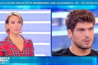 """Elia Fongaro: """"Non sono innamorato di Jane Alexander, tra me e lei è tutto molto chiaro"""""""