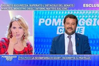 """Il 'dopo Elisa Isoardi' di Matteo Salvini: """"Sono single, ma non sul mercato. È la vita"""""""