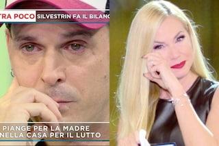 Enrico Silvestrin parla della morte della madre, Federica Panicucci piange in diretta a 'Mattino 5'