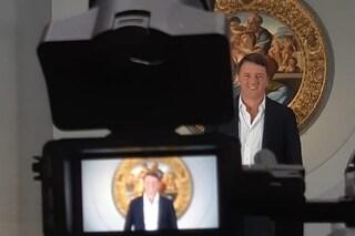 'Firenze secondo me' di Matteo Renzi andrà in onda su Nove, sfumata la trattativa con Mediaset
