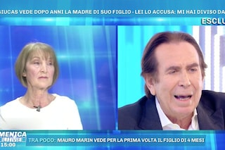 """Giucas Casella attacca la sua ex Carol Torr: """"Perché cerchi tuo figlio solo ora?"""""""