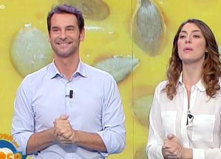 Ivan Bacchi, la nuova spalla di Elisa Isoardi a La Prova del Cuoco al posto di Andrea Lo Cicero