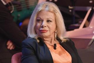 """Sandra Milo: """"Il mio ex marito Ottavio mi ha lasciata sola con tre figli, non so nemmeno dove abita"""""""