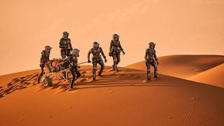 """Quando il documentario incontra la serie tv: perché guardare """"Marte"""" e catapultarsi nel futuro"""