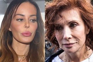 "Nina Moric litiga con Alda D'Eusanio: ""Sei una donna sola in menopausa"""
