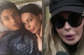 """Nina Moric sull'affidamento di Carlos: """"Tre anni di sofferenza ma finalmente è tornato a casa"""""""
