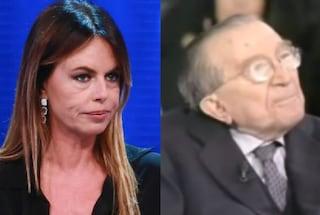 """Paola Perego sul malore di Andreotti in diretta: """"Lui dopo non ricordava nulla"""""""