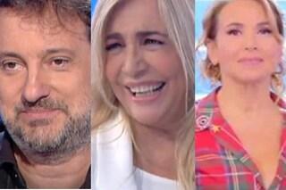 """Leonardo Pieraccioni provoca Mara Venier: """"Era meglio se andavo dalla D'Urso"""". Lei: """"Facevi bene!"""""""