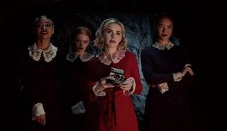 Le terrificanti avventure di Sabrina: in uscita su Netflix un episodio speciale di Natale