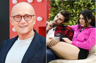 """Alfonso Signorini: """"Non ho raccomandato Francesco Monte. La sua storia con Giulia Salemi? Farlocca"""""""