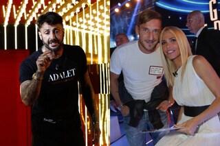 """Fabrizio Corona: """"Mai buttato una ragazza su Totti, Ilary Blasi doveva prendersela con lui"""""""