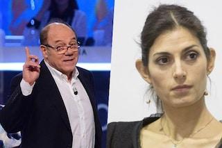 "Carlo Verdone punge Virginia Raggi: ""Deve essere più determinata, Roma deve partire"""